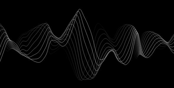 p5.js波浪动画背景特效代码