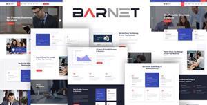 Bootstrap商业咨询公司网站模板响应式
