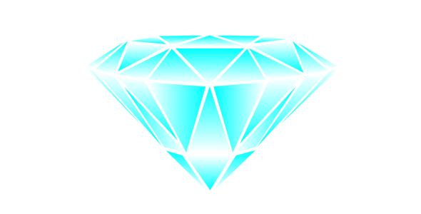 SVG绘制的钻石样式变色