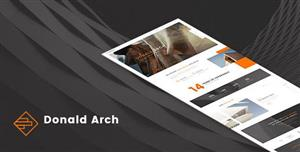 Bootstrap建筑设计院公司网站模板