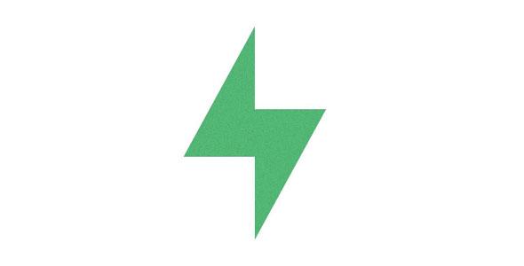 svg代码实现的闪电标识