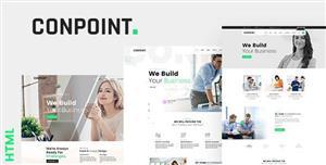 满屏Bootstrap大气通用企业网站页面模板