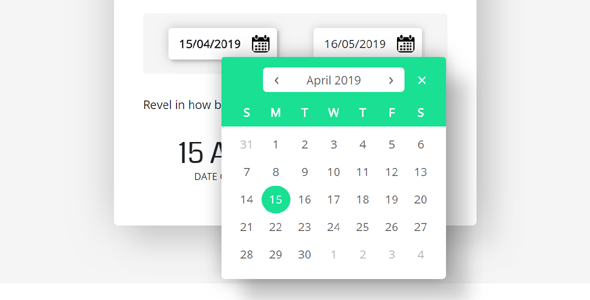 jquery弹出日历插件代码