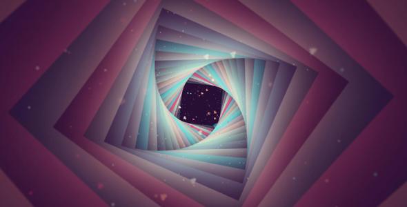 css3无限循环立体穿梭动画源码下载