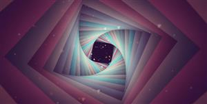 css3无限循环立体穿梭动画