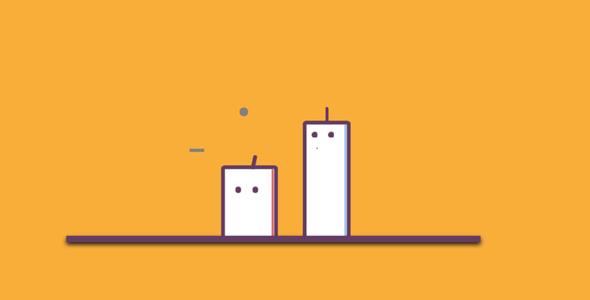 纯css3吹灭蜡烛搞笑动画特效
