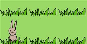 css3+js复活节兔子动画特效