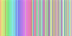 js颜色排序动画特效