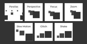 7种基础css3动画demo代码