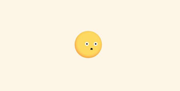 TweenMax表情按钮特效源码下载