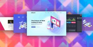 响应式HTML5创业公司网站前端模板