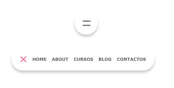 点击圆形按钮展开菜单css3特效代码