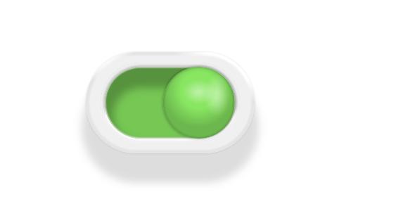 纯css3 Toggle切换选择按钮