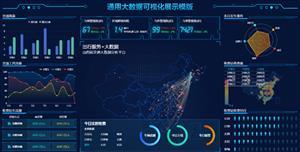山西省交通大数据分析平台HTML模板