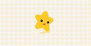zdog+anime跳舞的小星星动画特效