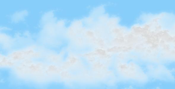 js模拟白云慢慢出现特效