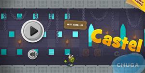 城堡跑酷js小游戏源码