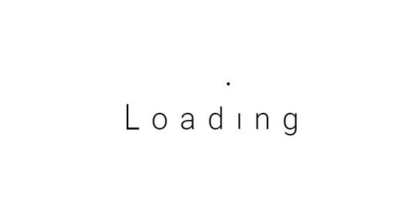 创意loading特效小点跳跃动画