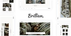 响应式HTML5摄影作品网站个人博客模板