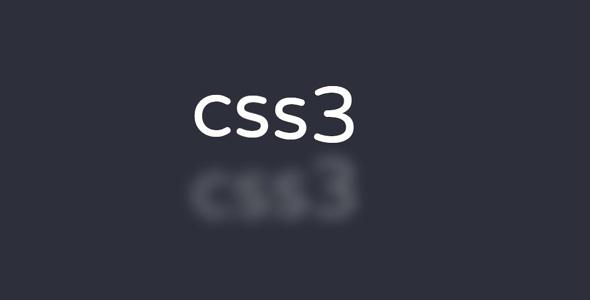 css3 animation文本跳动特效代码源码下载