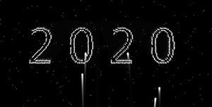 2020新年烟花js特效