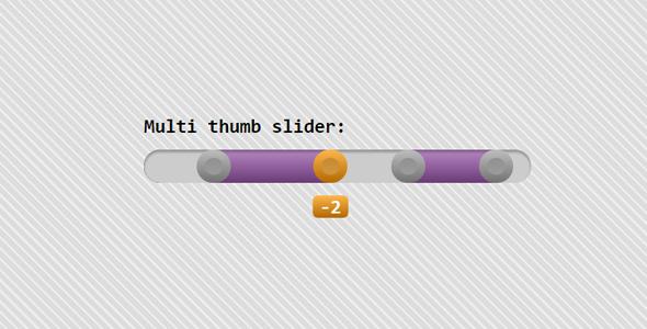 js拖动范围选择插件