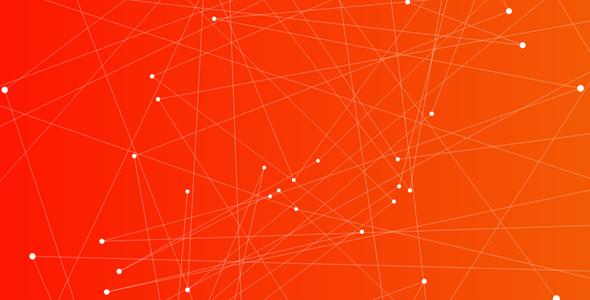 Three.js点线3d空间立体特效