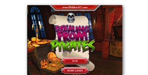 海盗的宝藏js小游戏代码