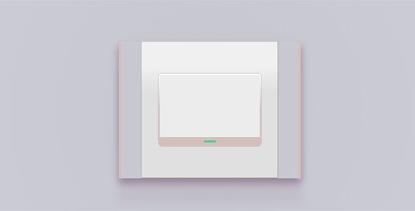 checkbox墙壁开关样式js效果源码下载