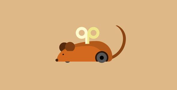 css发条玩具老鼠网页代码