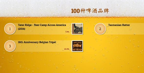 js啤酒冒泡网页动画背景特效源码下载