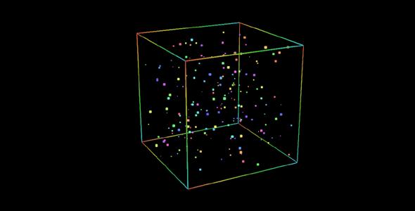 js+css3立方体星星源码下载