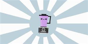 CSS3搅拌机动画特效
