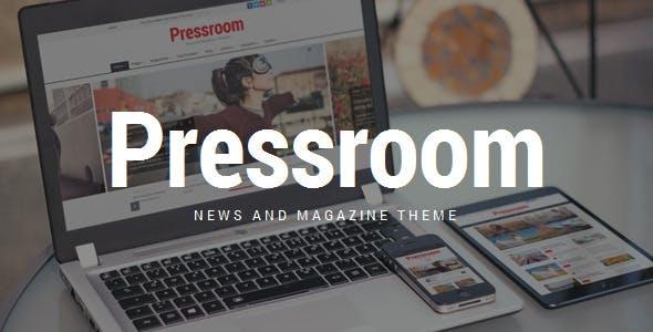 新闻资讯博客文章网站WordPress主题模板源码下载