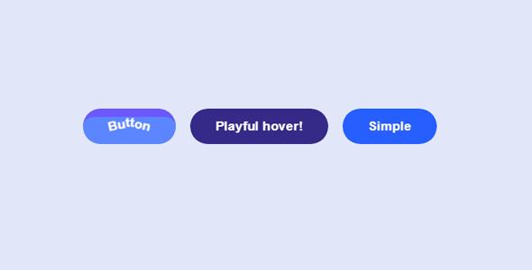 按钮hover填充动画效果