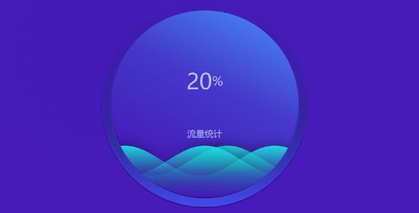 js能量球百分比统计