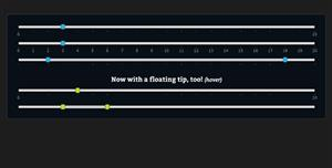 jQuery UI滑杆拖拽插件