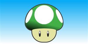 css代码画的蘑菇卡通