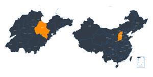 炫酷echarts省市区独立地图城市选择代码
