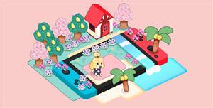 纯css3代码画的糖果花园