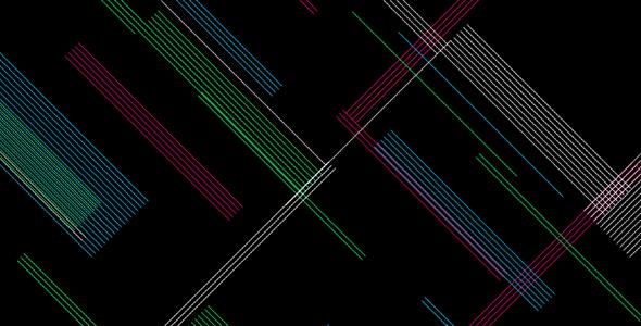 SVG生成对角线的艺术动画源码下载