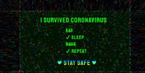 p5.js模拟冠状病毒动画特效