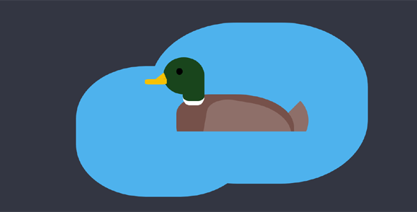 纯css画的小鸭子源码下载
