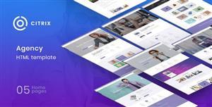 多用途机构企业公司业务HTML模板