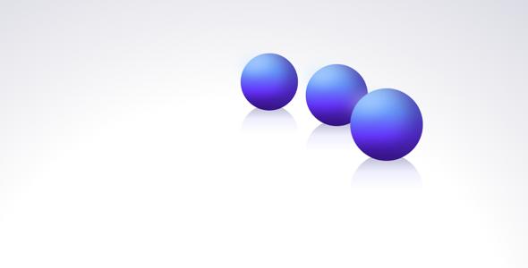 css3立体球跟随动画特效源码下载