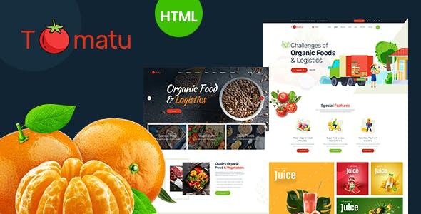 水果蔬菜批发HTML5模板响应式源码下载