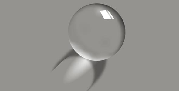 纯css绘制逼真玻璃球效果源码下载