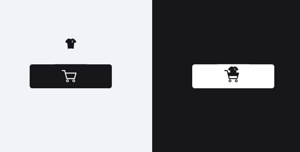svg+js添加购物车按钮动画特效源码下载