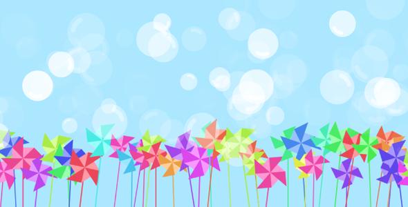 html5风格动画效果