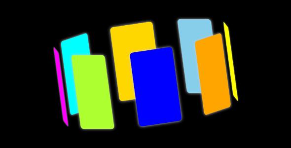 js 3d卡片画廊转换角度源码下载